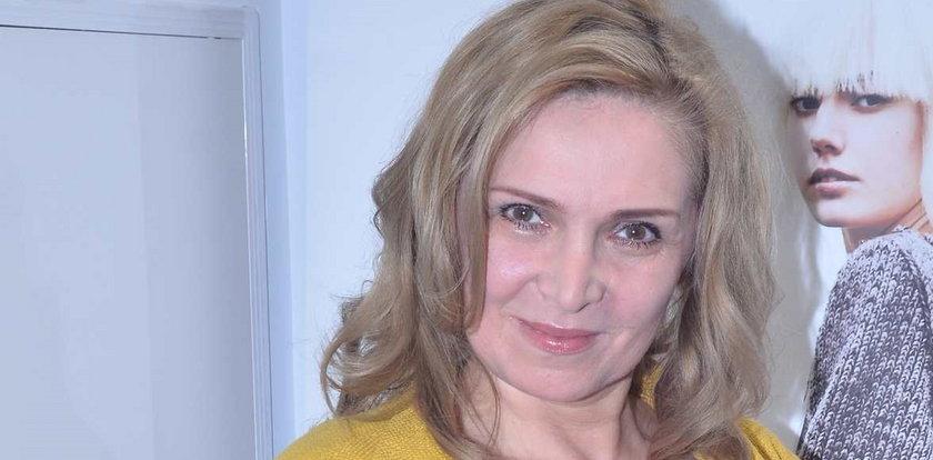 Nowe informacje w sprawie pobitej aktorki. Wysocka oskarżyła partnera o zepchnięcie ze schodów