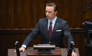 Bosak: Konfederacja nie uczestniczy w rozmowach o rekonstrukcji rządu