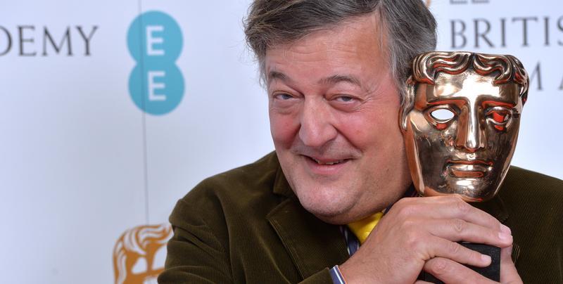 Stephen Fry walczy z rakiem prostaty
