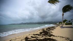 Huragan Irma uderzył w wyspy Karaibów m.in. Saint-Barthélemy i Saint-Martin