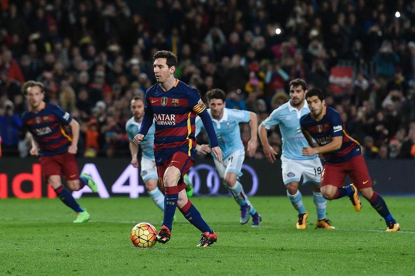 Polacy wyprzedzili o lata świetlne Messiego z Suarezem