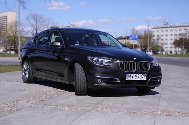 BMW 5 GT