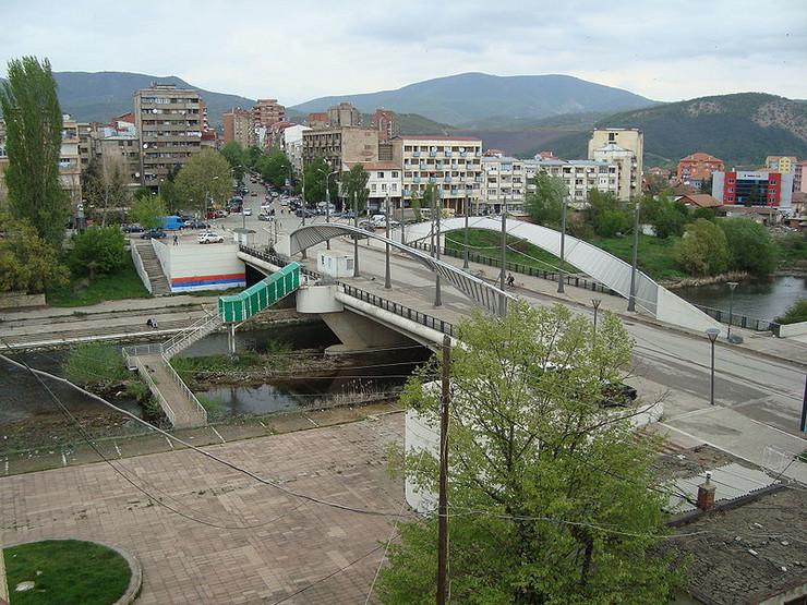 Kosovska Mitrovica Wikipedia Public domain