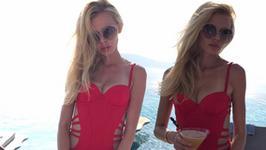 Alicja Ruchała pochwaliła się zdjęciami z wakacji. Ach, jest gorąco!