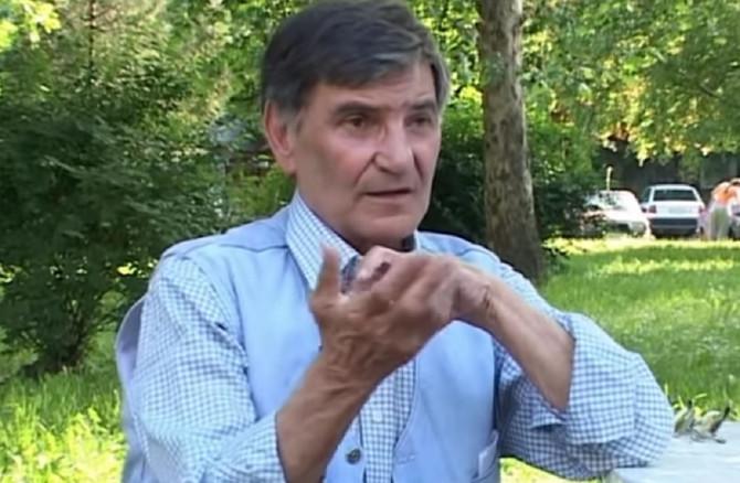 Miša Janketić u emisiji