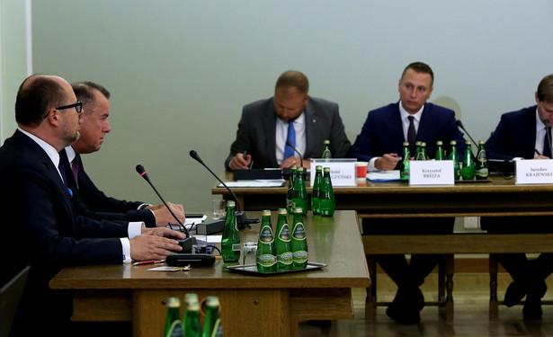 Paweł Adamowicz przed komisją śledczą