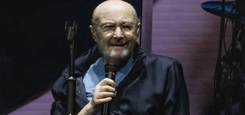 Przesłuchają Phila Collinsa w sprawie tego, czy nie mył się przez rok