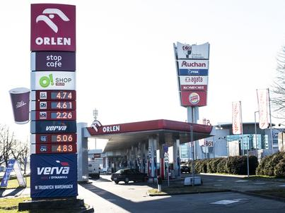 PKN Orlen rusza z budową sieci ładowarek elektrycznych na swoich stacjach