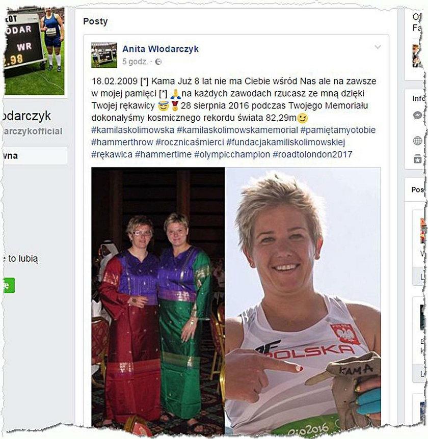 Wzruszający wpis polskiej mistrzyni