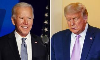 Trump: Biden wygrał, gdyż wybory zostały sfałszowane