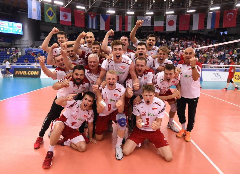 Siatkówka, Mistrzostwa świata U21, Polska, finał