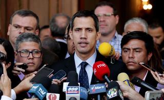 Juan Guaido: Polska transformacja może być wzorem dla nowej Wenezueli