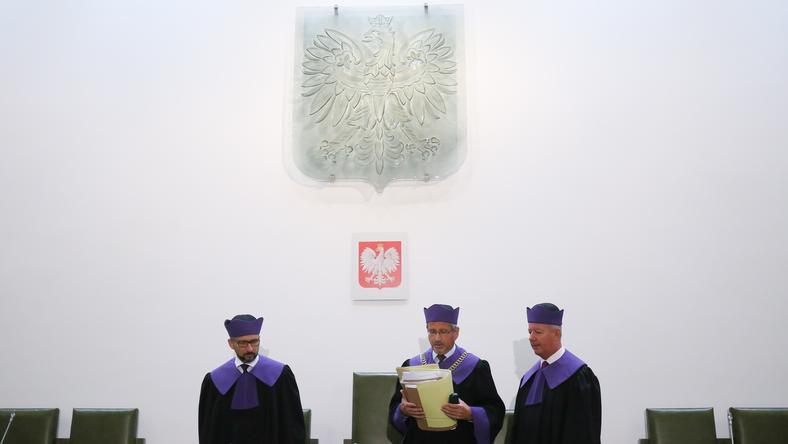 Sąd Najwyższy badał wczoraj pytanie prawne dotyczące kompetencji sądów powszechnych