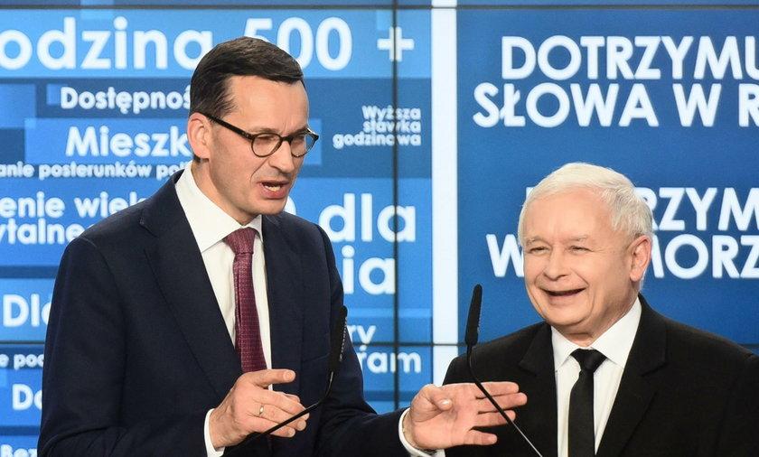 PiS obiecuje, że w 2021 r. emeryci i renciści będą mogli liczyć nie tylko na trzynastki, ale nawet na czternastki