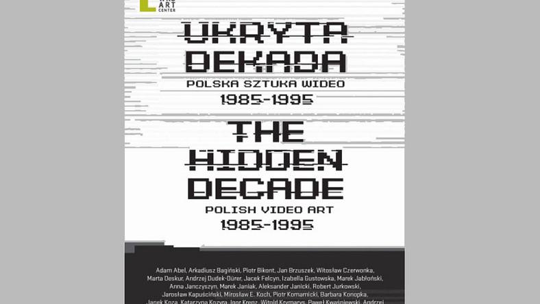 """Sztuka, Polska i kasety video - """"Ukryta dekada"""" na czterech płytach DVD"""
