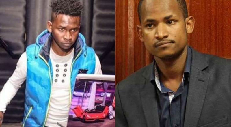 DJ Evolve has been discharged awaiting to be taken home- Babu Owino