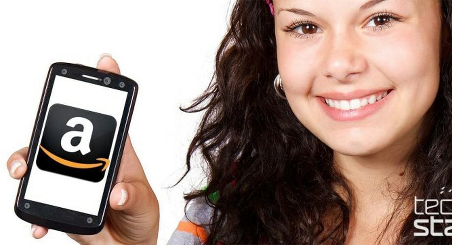 Amazon-Handy mit 3D-Gesten- und Eye-Tracking-Bedienung?