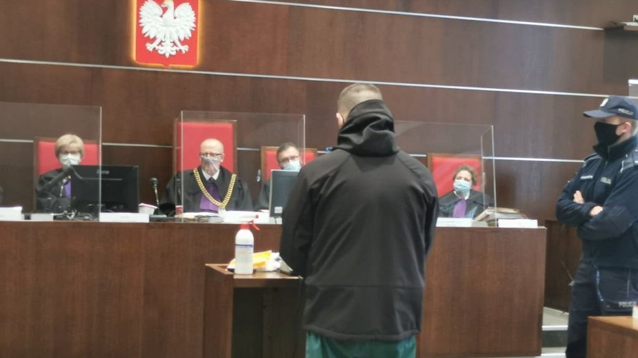 Ruszył proces oskarżonego o zabójstwo ciężarnej żony