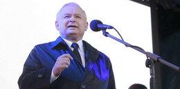Kaczyński o Tusku: Hańba, zło, grabież, serwilizm, zdrada...