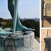 """REŠENA MISTERIJA """"POBEDNIKA"""" Otkriveno odakle je i na koji način TAJNOVITI KAMEN stigao na spomenik"""