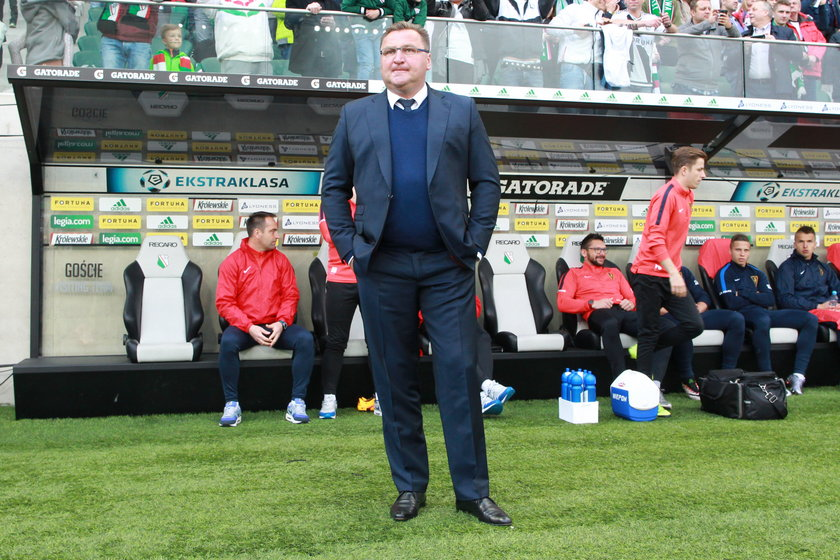 Pogoń rozstała się z dotychczasowym trenerem