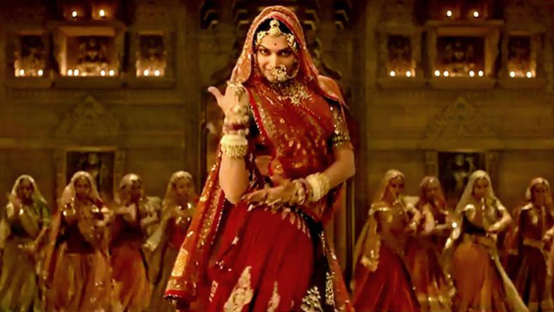 """Kadr z filmu """"Padmaavat"""""""