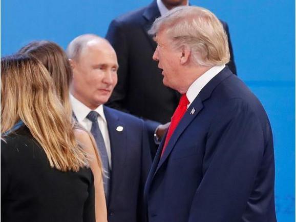 Putin i Tramp su se praktično ignorisali na samitu G20