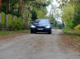 BMW 530e xDrive – luksusowa limuzyna... miejska – Test