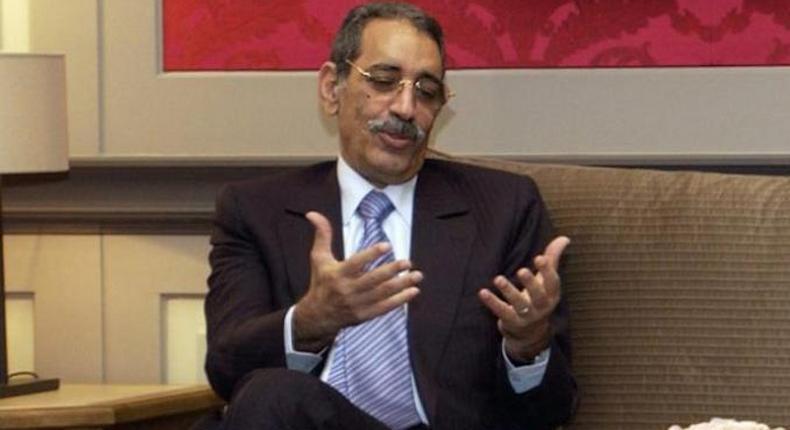 Ex-President Ely Ould Mohamed Vall