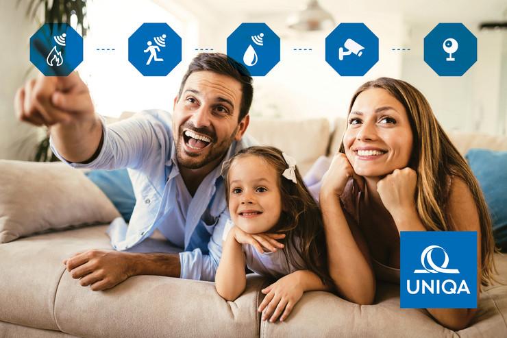 UNIQA Smart Home uredjaji 1