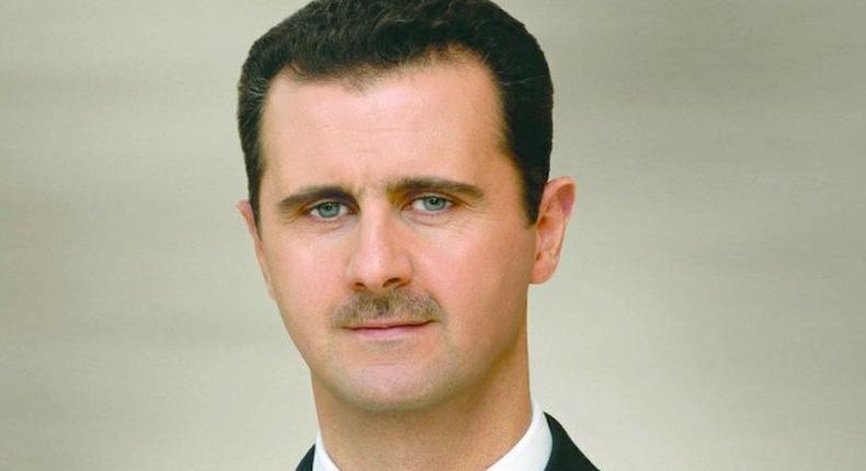 Syrian Preesident