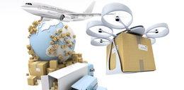 Czy przyszłość transportu to latające ciężarówki?
