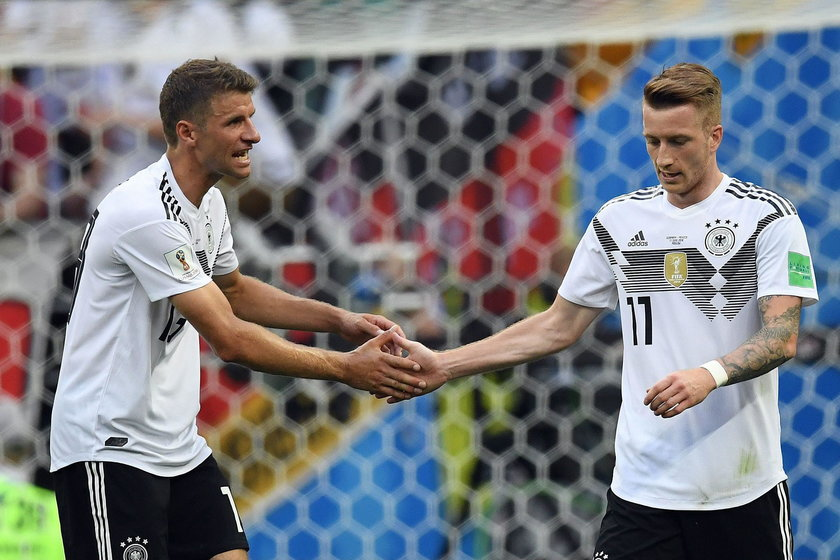 World Cup - Germany Training