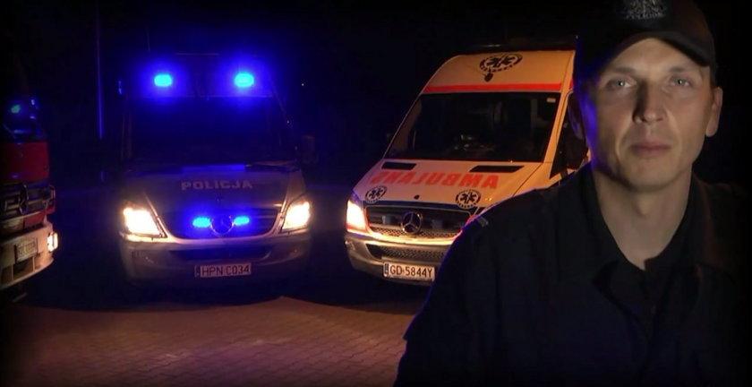 """Nowa kampania edukacyjna pomorskich policjantów pod hasłem """"Pozwól do siebie dojechać"""""""