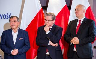 Brudziński: Nie przeniesiemy wojny totalnej do samorządu