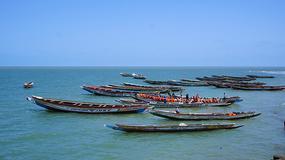 Gambia, no problem; Senegal, my friend - plaże, przyroda, egzotyka i życie