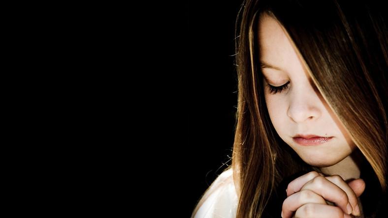 Modlitwa jest jak rozmowa z druga osobą