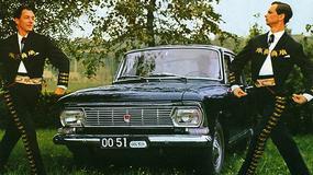 Moskwicz 412 ma już 50 lat. Powstało ponad 2 mln egzemplarzy