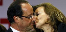 Partnerka Hollande miała trzech kochanków na raz