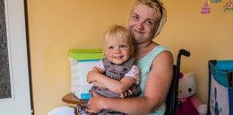 Jest niepełnosprawna, chcieli odebrać jej córkę