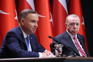 Z Erdoğanem o południowej flance NATO