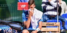 Porażki polskich tenisistów. Linette, Hurkacz i Majchrzak odpadli z French Open