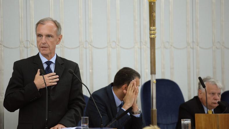 Senator PO Bogdan Klich