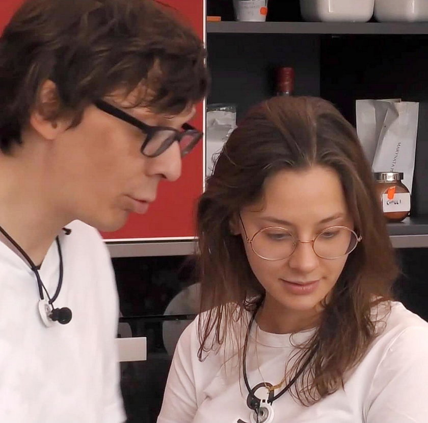 Justyna Żak i Paweł Grigoruk