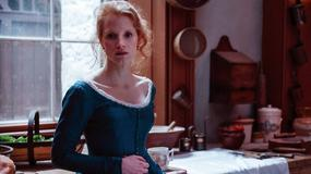 """Miss Julie"": zwiastun filmu z Jessicą Chastain i Colinem Farrellem"