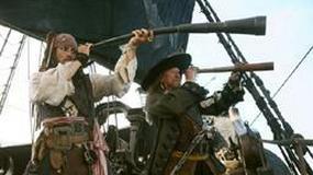 Więcej piratów z Karaibów