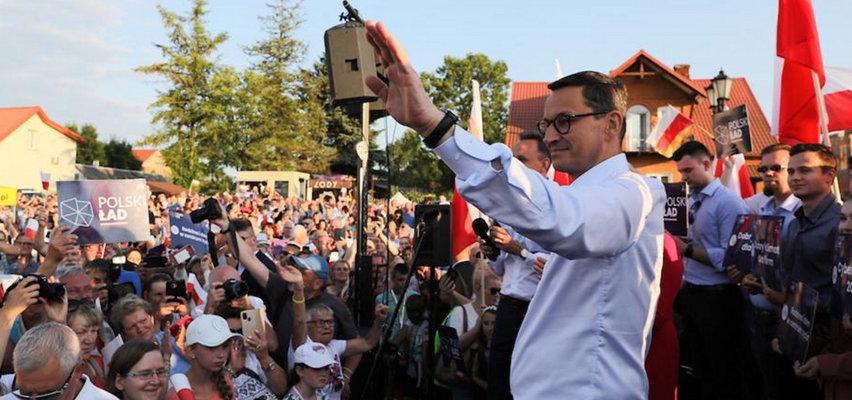 Morawiecki o reformach Ziobry: jest jeszcze gorzej