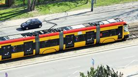 Nowa najdłuższa trasa tramwajowa w Warszawie
