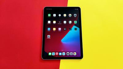 Apple iPad Air 4 im Test: Schnelles Tablet mit tollem Display