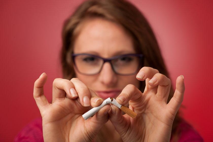 Jedzenie, które pomoże ci rzucić palenie
